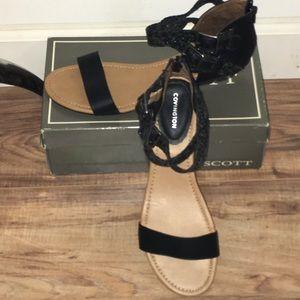 Covington Wedge Sandals